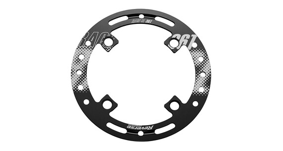 Reverse Race SL - Guide-chaîne - Bashguard 36T blanc/noir